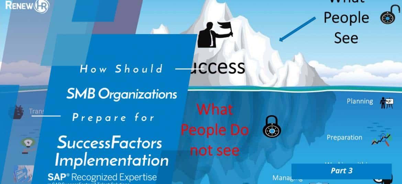 SMB organizations prepare