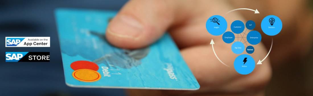 SHARP HR Analytics - Image of a credit card