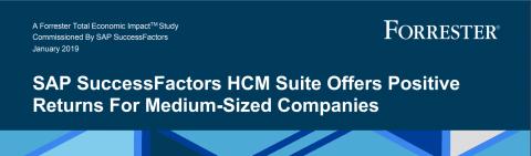 SAP SuccessFactors HCM Suite Offers Positive