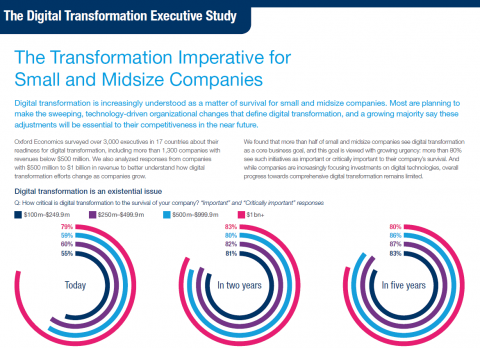 Cover Page -The digital Transformation Executive Study