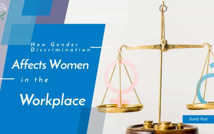 Gender Discrimination Blog Header How Gender Discrimination Affects Women in the Workplace